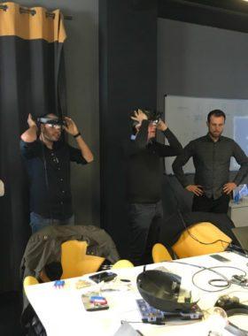 En avant pour la réalité augmentée